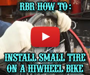 How to Install Hiwheel Tire